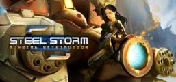Steel Storm: Burning Retribution Game