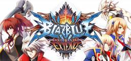 BlazBlue: Chronophantasma Extend Game