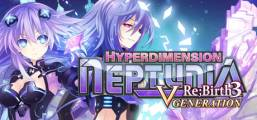Hyperdimension Neptunia Re;Birth3 V Generation / 神次次元ゲイム ネプテューヌRe;Birth3 V CENTURY Game