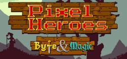 Pixel Heroes: Byte & Magic Game