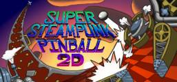 Super Steampunk Pinball 2D Game
