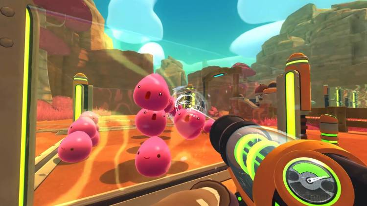 Slime Rancher Screenshot 1 - Best pictures of the game for Windows PC, Mac, Linux and other consoles at GamesMojo.com