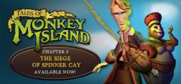 Tales of Monkey Island Complete Pack: Chapter 2 - The Siege of Spinner Cay Game