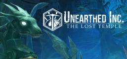 Unearthed Inc: The Lost Temple Game