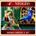 ACA NEOGEO WORLD HEROES 2 JET Game