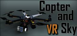 Copter and Sky Game