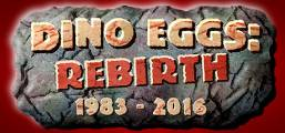 Dino Eggs: Rebirth Game