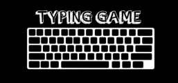 Word Typing Game Game