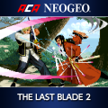 ACA NEOGEO THE LAST BLADE 2 Game