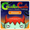 "Calculation Castle : Greco's Ghostly Challenge ""Division"" Game"