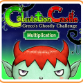 "Calculation Castle : Greco's Ghostly Challenge ""Multiplication"" Game"