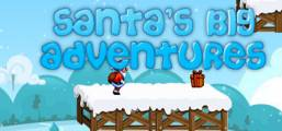 Santa's Big Adventures Game