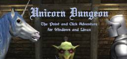 Unicorn Dungeon Game