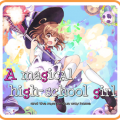 A Magical High School Girl Game