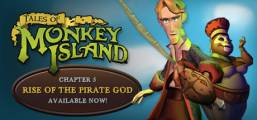 Tales of Monkey Island Complete Pack: Chapter 5 - Rise of the Pirate God Game