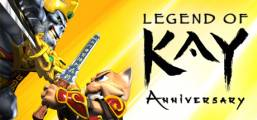 Legend of Kay Anniversary Game