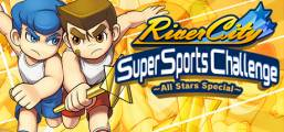 River City Super Sports Challenge ~All Stars Special~ Game