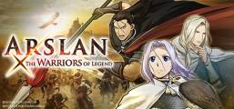 ARSLAN: THE WARRIORS OF LEGEND Game