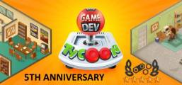 Game Dev Tycoon Game