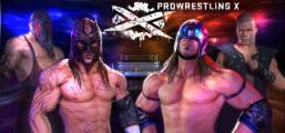 Pro Wrestling X Game