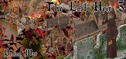 The Lost Heir 3: Demon War Game