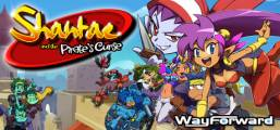 Shantae and the Pirate's Curse Game