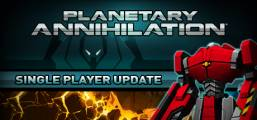 Planetary Annihilation Game