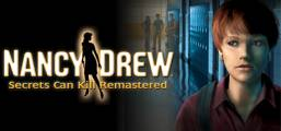 Nancy Drew®: Secrets Can Kill REMASTERED Game
