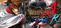 GUILTY GEAR XX ACCENT CORE PLUS R Game