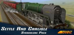 Trainz Settle and Carlisle Game