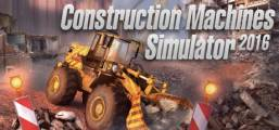 Construction Machines Simulator 2016 Game