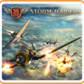 Sky Gamblers: Storm Raiders Game