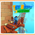 Tiny Hands Adventure Game