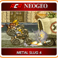 ACA NEOGEO METAL SLUG 4 Game