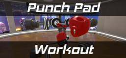 Punch Pad Workout Game