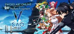 Sword Art Online Re: Hollow Fragment Game
