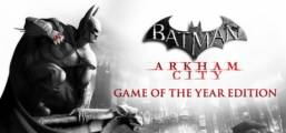 Batman: Arkham City - Game of the Year Edition Game