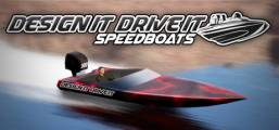 Design it, Drive it : Speedboats Game