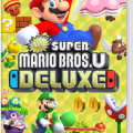 New Super Mario Bros. U Deluxe Game