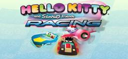 Hello Kitty and Sanrio Friends Racing Game