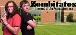 Zombitatos the end of the Pc master race Game