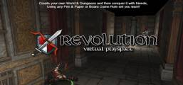Revolution : Virtual Playspace Game