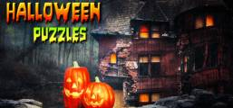 Halloween Puzzles Game