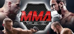 MMA Team Manager Game