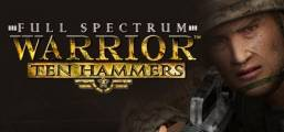 Full Spectrum Warrior: Ten Hammers Game