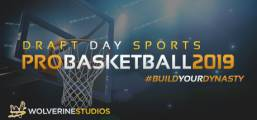 Draft Day Sports: Pro Basketball 2019 Game