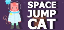 Space Jump Cat Game