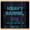 Johnny Turbo's Arcade: Heavy Barrel Game