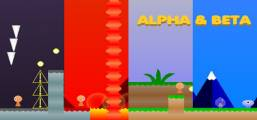 Alpha & Beta Game