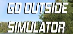Go Outside Simulator Game